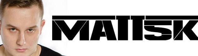 Młody obiecujący producent i aranżer muzyki klubowej. Utwór Adventure któy został wydany w Deal Records był supportowany przez samego Tiesto. O trudach i przyjemnościach zawodu muzyka na scenie i na co dzień opowiada nam nasz gość Matt5ki