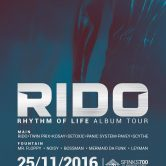 RIDO pres. Rhythm of Life Album Tour [Blackout Music]