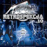 Retrospekcja vol.10 klubowy powrót do lat 2000-2006 @ Mixtura Music Club, Poznań (2016.11.10)