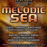 Melodic Sea – 19.11.2016 – Club Chic Poznań / 12dj'ów / 2sceny