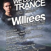 We Love Trance CE 022 with Will Rees [10/12/16 Club Chic Poznań]