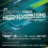 Essential Vibes pres. Tranceformations Before Party