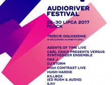 Wyjątkowe live acty na Audioriver 2017