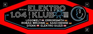Rave na salonach @ ElektroKlub, MCK, Katowice (2017.04.01)