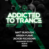 Addicted To Trance X @ K4, Szczecin (2017.04.29)
