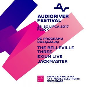 T-Mobile Electronic Beats na Audioriver