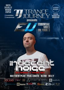 Trance Journey pres. Essential Vibes On Tour 3 (2017.05.20)