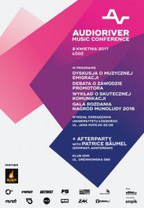 VII_Konferencja_Muzyczna_Audioriver_-_plakat