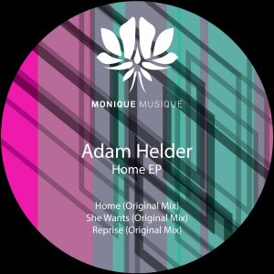 Adam Helder - Home Ep