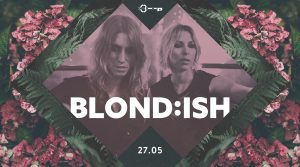 Blond:sh na Patio klubu Smolna