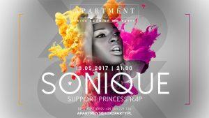 XOXO Specials: Sonique - live (Koncert!)