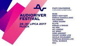 Największe ogłoszenie Audioriver 2017