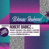Warsaw Boulevard x Sound Garden pres. Robert Babicz