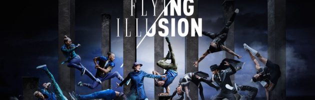 RED BULL FLYING ILLUSION NIE TYLKO W RYTMIE HIP-HOPU
