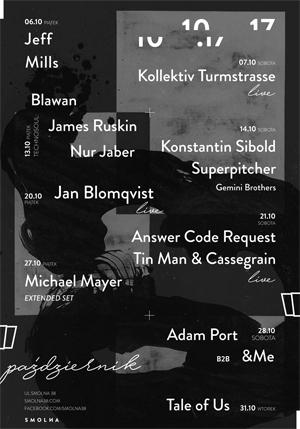 Soundtraffic - portal muzyki klubowej i elektronicznej