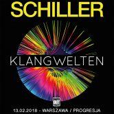 Schiller 13.02.2018 Klub Progresja w Warszawie