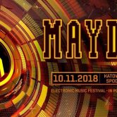 """Mayday Poland """"we stay different"""" 10.11.2018"""