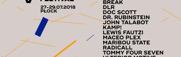 Emocjonalny wymiar techno, muzyczni podróżnicy i weterani D&B – Audioriver ogłasza piętnastu artystów
