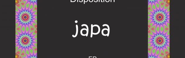 Jordan2 – Disposition EP – Japä