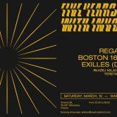 Smolna pres. Involve Showcase: Regal / Boston 168 live / Exilles / Blazej Malinowski / Terstin / Tom Palash / Propan / Subcode / Eltron