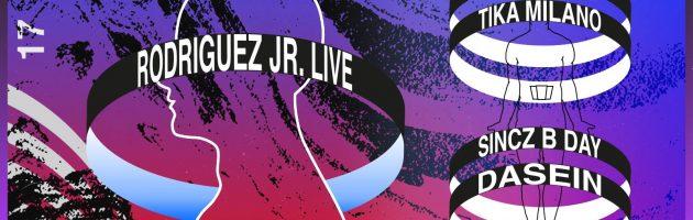 Rodriguez Jr. ponownie zagra w stolicy