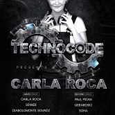 TechnoCode pres.Carla Roca