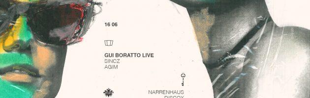 Gui Boratto po kilku latach wraca do Polski
