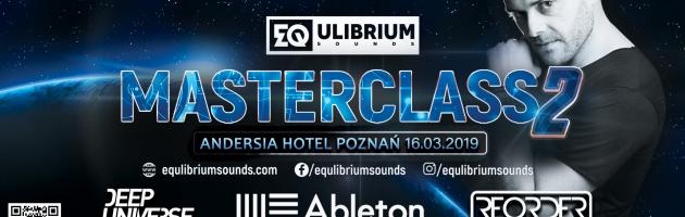 ReOrder headlinerem  warsztatów Masterclass  by EQulibrium Sounds