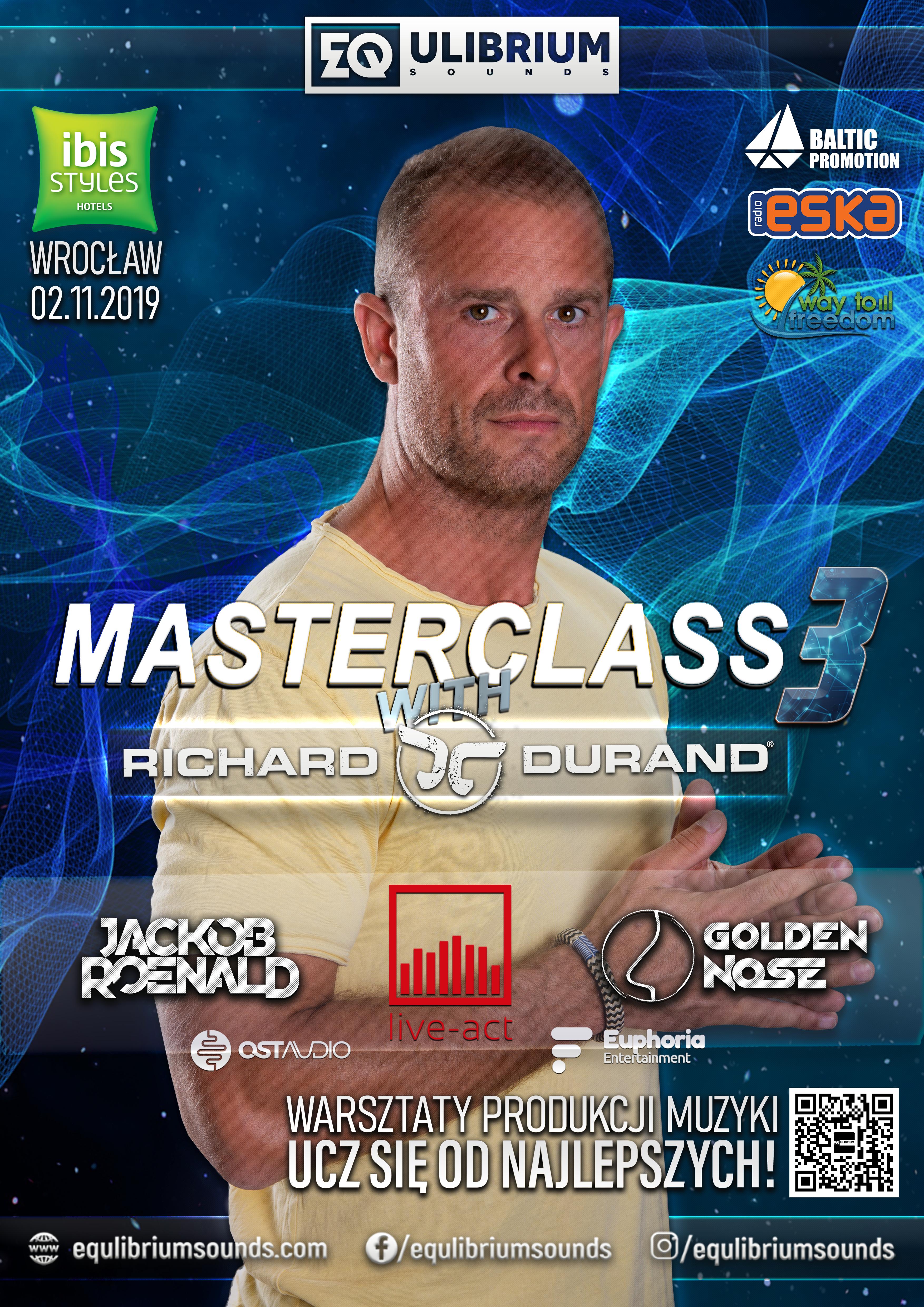 Masterclass 3 – Warsztaty produkcji muzyki