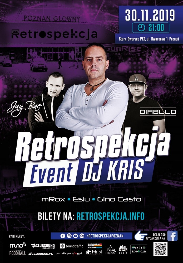 Retrospekcja Event DJ KRIS