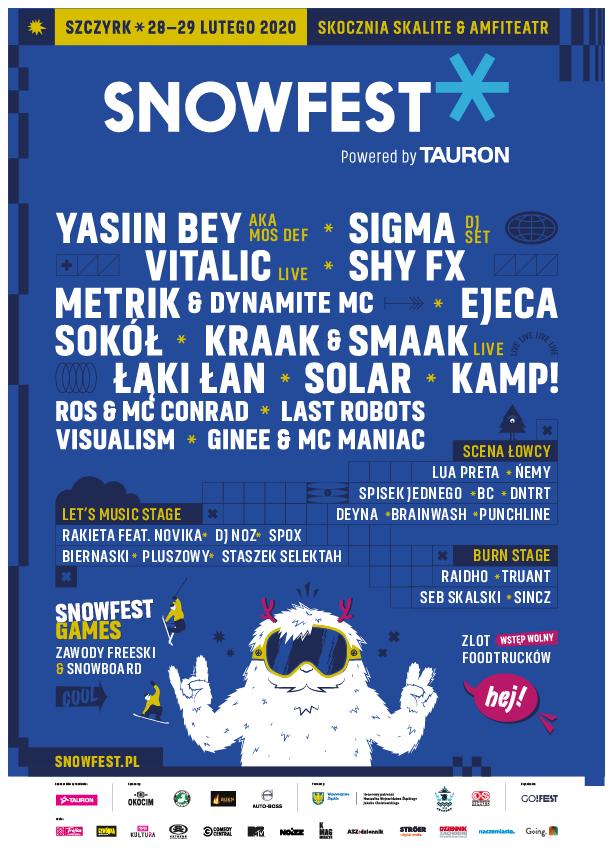 Snow Fest 2020